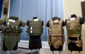Міноборони України проводить власну експертизу бронежилетів «Корсар»