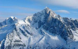 Шпионский центр был в Альпах