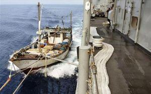 Пираты XXI века захватили еще один греческий танкер
