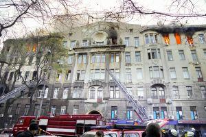 Жахлива трагедія в історичному центрі Одеси