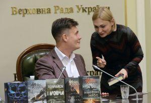 Макс КИДРУК: «Пишу для того, чтобы меня читали»