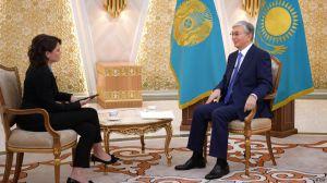 Київ стурбований висловлюваннями президента Казахстану щодо Криму