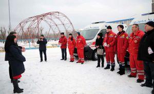 Реанімобілі придбали за кошти Луганського обласного бюджету