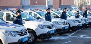 У Дніпропетровській області офіцери громади отримали службові авто