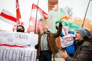 Лише сім відсотків білорусів хочуть приєднання до Кремля