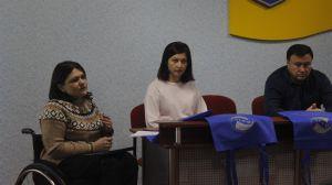 На Луганщині пропонують створити мобільні бригади для обстеження людей з інвалідністю