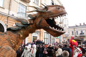 Чернівецька Маланка чекає на закордонних гостей