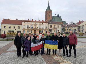 Польських побратимів знайшли три громади Чернігівщини