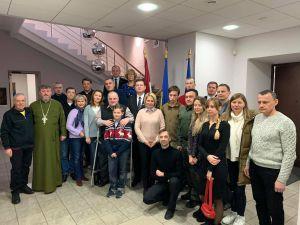 Звільнені бранці прибули на реабілітацію до Латвії