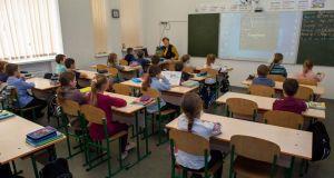 У Верхньодніпровському районі завершили реконструкцію школи