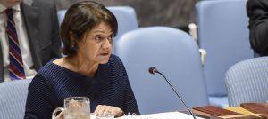 Заступницю генсека ООН цікавлять проблеми вимушено переміщених осіб