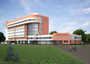 У Вінницькій області будують кардіоцентр і вісім амбулаторій
