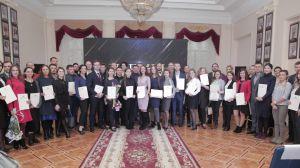 На Дніпропетровщині відзначили активну молодь