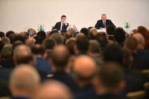 В. Зеленський: «Ми дуже хочемо, щоб Азербайджан інвестував в Україну»