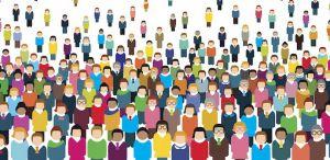 В Украине живет почти 42 миллиона человек