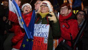 Протест у Польщі: В епіцентрі уваги — судді