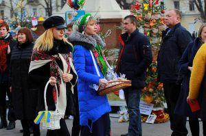 Вся Хмельницкая область собралась на благотворительную ярмарку