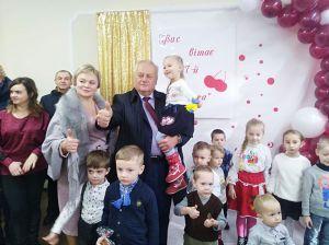 В Ривном открыли «Вишенку»