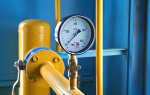 Споживання газу в Сумах зменшується