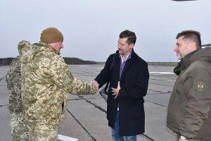 Делегація Міністерства національної оборони Канади відвідала район проведення ООС