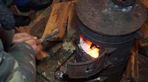В Одесской области начала работать первая «теплая палатка»