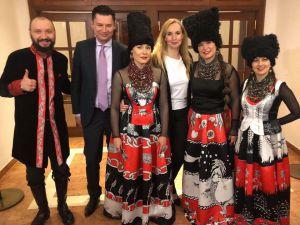 Україна — Австрія: долаємо рубежі
