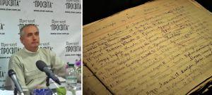 На Чернігівщині просвітянин знайшов документи про голод