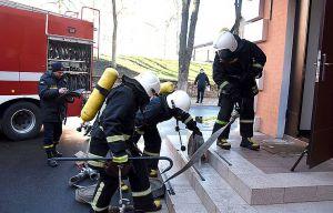 У Кропивницькому перевіряють стан безпеки лікарні
