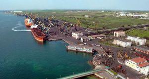 «Морской торговый порт «Черноморск» переходит на четырехдневку