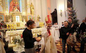 Яну Пурвінському вручили нагороду за служіння