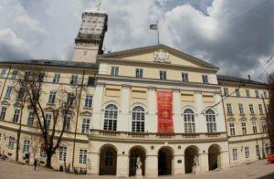 Бумажное переселение больниц Львова