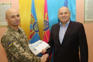 «Голос Украины» будут регулярно читать армейцы