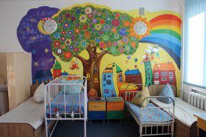 В Олевській лікарні лікуватимуть у комфортних умовах