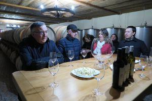 Французи ознайомилися з кухнею Поділля і запросили до себе на ярмарок