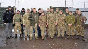 Посол Латвії на знак поваги звертався до військових українською