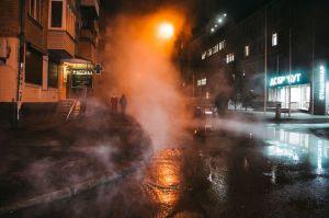 В Киеве четвертая коммунальная авария за два дня