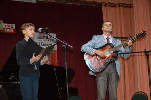 Богдан Макогон переміг у поетичному конкурсі