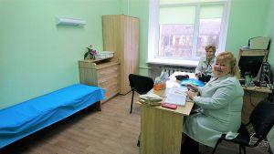 Реконструйована Рафалівська амбулаторія приймає пацієнтів
