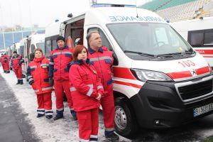 «Швидкі» поїдуть у райони Полтавщини