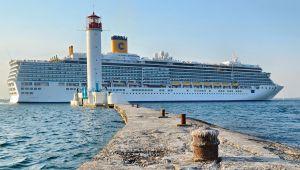 538 тыс. пассажиров обслужили порты Украины в прошлом году