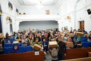 В Житомире прошел праздник для маленьких горожан