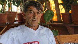 У Криму заарештованому активістові не дають побачень