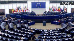 Дуель у Європарламенті навколо історичної пам'яті