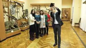 Житомир: Сделай селфи в музее и получи подарок