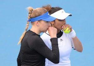 Теніс. Українсько-індійське  досягнення