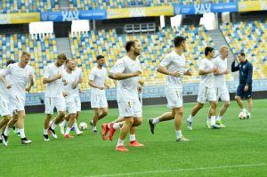 Футбол. Збірна України визначилася з тренувальною базою