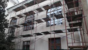 В Мариуполе изюминки Дворца культуры сохранят