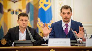 """Präsident der Ukraine beschloss, Premierminister Oleksij Hontscharuk """"eine Chance zu geben"""""""