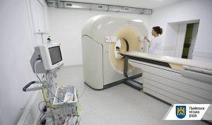 У Львівський області запрацював найсучасніший томограф для «швидкої»