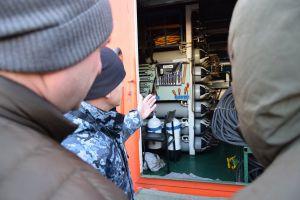 Американцы изучили подготовку наших водолазов